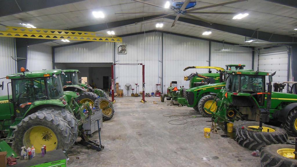 tractor repair Venice